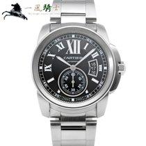 까르띠에 Calibre de Cartier W7100016 2011 중고시계