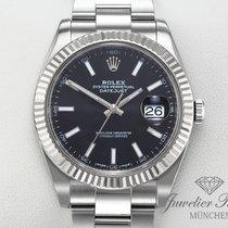 Rolex 126334 Золото/Cталь Datejust 41mm подержанные