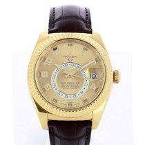 Rolex Sky-Dweller 326138 подержанные
