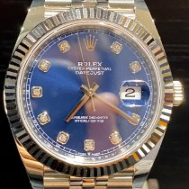 Rolex Datejust 126334 Ongedragen Staal 41mm Automatisch
