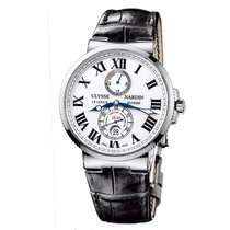 Ulysse Nardin Marine Chronometer 43mm 263-67/40 new
