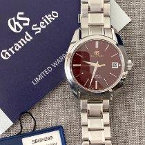 Seiko SBGH269 Zeljezo 2019 Grand Seiko nov