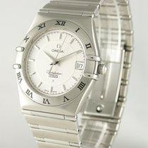 Omega Constellation Steel 35mm Silver