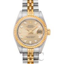 Rolex 69173G Acier Lady-Datejust 26mm occasion