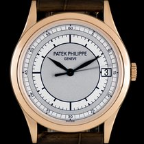 Patek Philippe Calatrava 5296R-001 Unworn Rose gold 38mm Automatic
