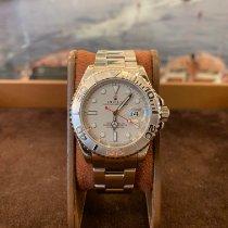 Rolex Yacht-Master 40 Acier 40mm Argent Sans chiffres France, Cannes