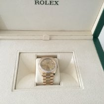 Rolex Day-Date 40 Or jaune 38mm France, BESANCON