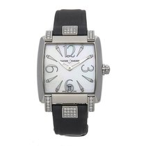 Ulysse Nardin pre-owned Automatic 34mm White 5 ATM