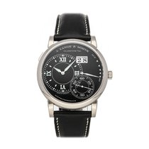 A. Lange & Söhne Grand Lange 1 White gold 41.9mm Black Roman numerals United States of America, Pennsylvania, Bala Cynwyd