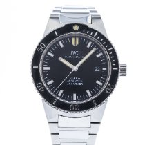IWC Aquatimer Automatic 2000 Steel 42mm Black United States of America, Georgia, Atlanta