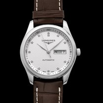 Longines Master Collection Steel 38.50mm Silver United States of America, California, Burlingame