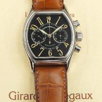 Girard Perregaux Richeville Acier 35mm Noir