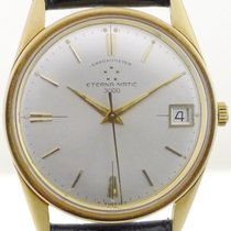 Eterna Yellow gold Automatic eterna matic 3000 pre-owned