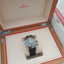 Omega Seamaster Planet Ocean Chronograph Rose gold 45.5mm Black