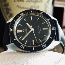 Omega Seamaster Diver 300 M occasion 30mm Cuir