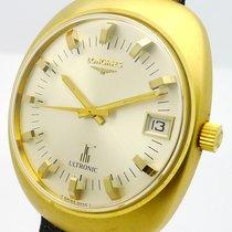 Longines Ultronic Yellow gold