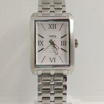 Wyler Vetta 鋼 30mm 石英 Vetta WW0043 vintage, tutto in acciaio. 新的