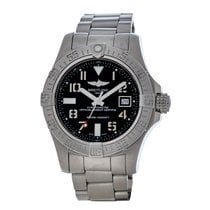 Breitling Avenger II Seawolf Steel 45mm Black Arabic numerals United States of America, Massachusetts, Andover
