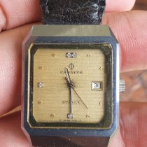 Candino usados Cuarzo 36mm Cristal mineral 3 ATM