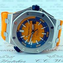 Audemars Piguet Royal Oak Offshore Diver Stahl 42mm Orange