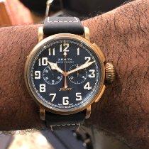 Zenith Pilot Type 20 Extra Special Bronze 45mm Blue Arabic numerals United States of America, Florida, Aventura