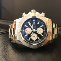 Breitling Super Avenger II Steel 48mm Black No numerals United States of America, Florida, Aventura
