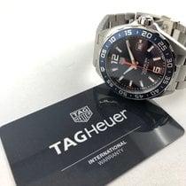 TAG Heuer WAZ1010.BA0842 Steel 2020 Formula 1 Quartz 43mm new