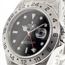 Rolex Explorer II 16570 Very good Steel 40mm Automatic