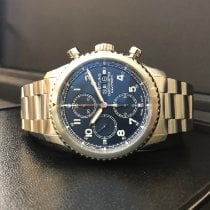 Breitling Navitimer 8 Steel 43mm Blue Arabic numerals United States of America, Florida, Aventura