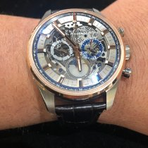 Zenith new Automatic 45mm Gold/Steel Sapphire crystal