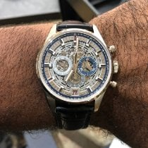 Zenith El Primero Chronomaster Steel 45mm Transparent No numerals United States of America, Florida, Aventura