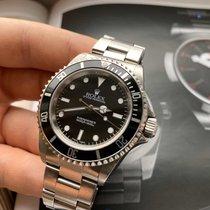 Rolex Submariner (No Date) Steel 40mm Black No numerals UAE, Umm Al Quwain