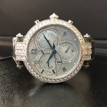 Harry Winston Premier White gold 40mm Mother of pearl Arabic numerals United States of America, Florida, Aventura