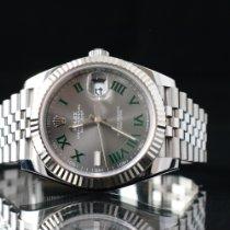 Rolex Datejust 126334 Neu Stahl 41mm Automatik