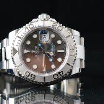 Rolex Yacht-Master 40 neu 2020 Automatik Uhr mit Original-Box und Original-Papieren 116622