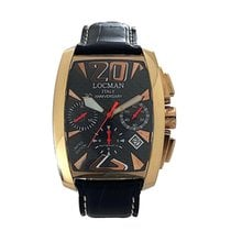 Locman Yellow gold 37mm Automatic 154 new United States of America, New York, New York