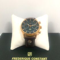 Frederique Constant Vintage Rally Gold/Steel 42mm Green No numerals United States of America, Arizona, Scottsdale