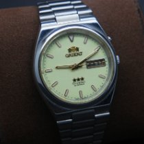Orient Steel 37mm Automatic pre-owned UAE, 903