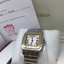 Cartier Santos Galbée W20099C4 2015 pre-owned