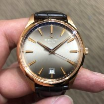 Zenith Rose gold Automatic 18.2020.670/22.C498 pre-owned Singapore, Singapore