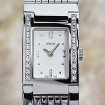 Versace Steel 18mm Quartz Versace ASQ99 pre-owned