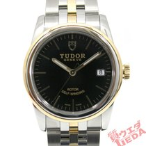 Tudor Glamour Date 55003 pre-owned