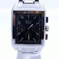 Zenith 03.0550.400 Acier 2007 Port Royal 36mm occasion