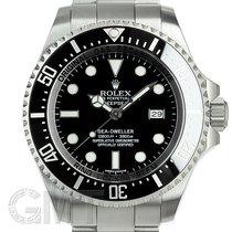 Rolex Sea-Dweller Deepsea 44mm Negro