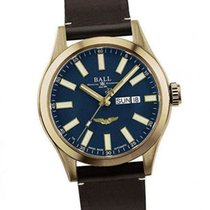 Ball Bronze Automatic Blue No numerals 43mm new Engineer III