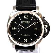 Panerai Luminor Marina 1950 3 Days Automatic Acero 44mm Negro Árabes España, Marbella