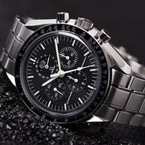 Omega Speedmaster Professional Moonwatch Moonphase 3576.50.00 2007 usados
