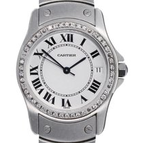 Cartier Santos (submodel) gebraucht