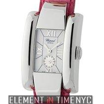 Chopard La Strada Steel 24mm White Roman numerals United States of America, New York, New York