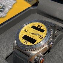 Breitling Titan 43mm Kvarts E76321 brukt Norge, SON